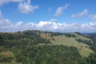 photo of kerridge hill nature reserve