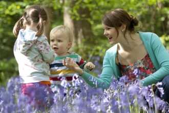 Nature tots, spring