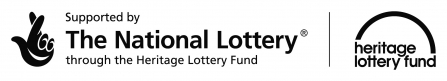 Supported by The National Lottery through Heritage Lottery Fund