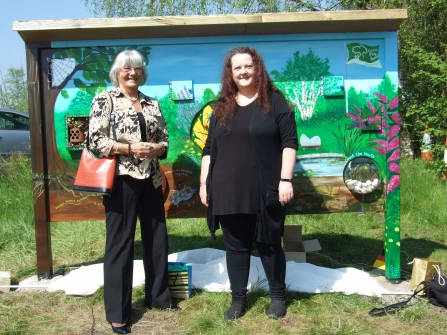 New Ferry Butterfly Park Open Day 2018 c. Hilary Ash