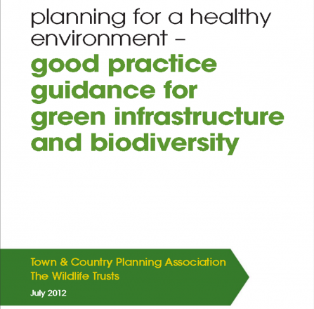 Planning for a healthy environment