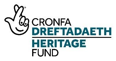 Heritage fund logo welsh