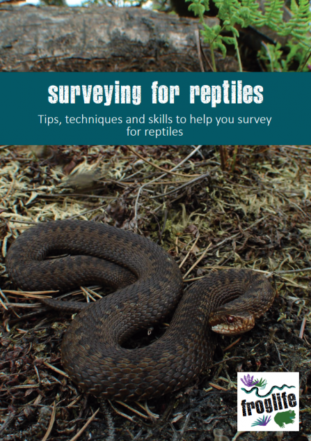 surveying reptiles booklet